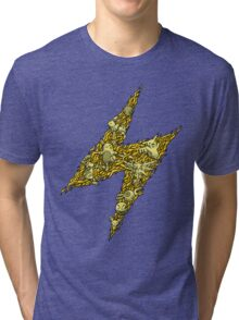 PokeDoodle - Electric Tri-blend T-Shirt
