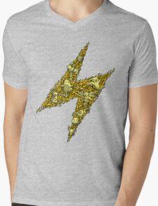 PokeDoodle - Electric Mens V-Neck T-Shirt