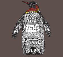 Zentangle Penguin Kids Clothes