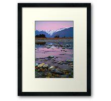 Fox River 3 Framed Print