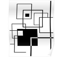 Not All Rectangles Are Square Poster