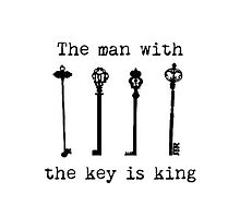 The man with the key is king - sherlock by Panicathome