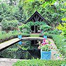 The English Garden by Monnie Ryan