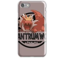 Tyrantrum World iPhone Case/Skin