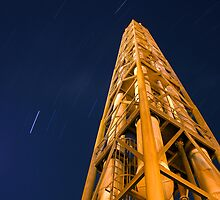 Stars & Pipelines by Ashraf Saleh