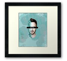 Breaking Bad Jesse Framed Print