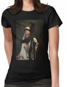 BY TOUCH Womens Fitted T-Shirt