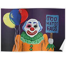 Westboro Clown Poster