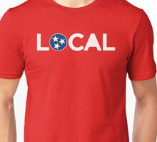 Tennessee Local Unisex T-Shirt