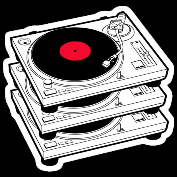 GRAMOPHONES RECORD PLAYERS by SofiaYoushi