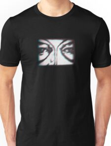 angel eyes....anaglyph Unisex T-Shirt