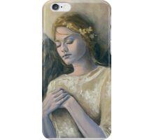 Angel (14) iPhone Case/Skin