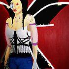 cyber fairy  by Terri  Kruithof