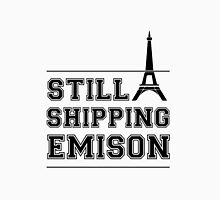 """""""Still Shipping Emison"""" Pretty Little Liars Womens Fitted T-Shirt"""