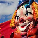 Clown by Andi Morton
