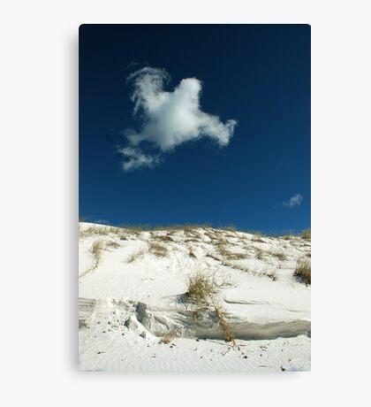 Casper the Ghost Canvas Print
