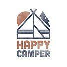 Happy Camper by Zeke Tucker