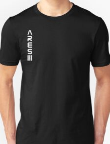Ares III - Dark Side Edition Unisex T-Shirt