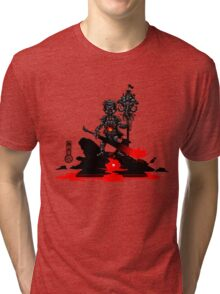 The Game of Kings, Wave Seven: The Black King's Pawn Tri-blend T-Shirt