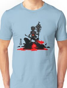 The Game of Kings, Wave Seven: The Black King's Pawn Unisex T-Shirt