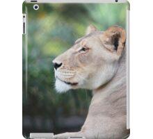Just Lion around iPad Case/Skin