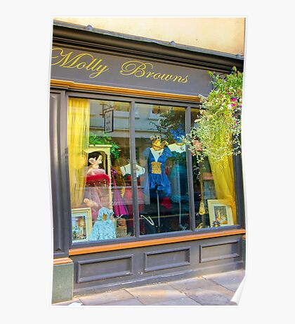Molly Browns - York Poster