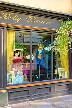 Molly Browns - York by Trevor Kersley