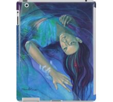 """Touching the ephemeral"" - from ""Whispers"" series iPad Case/Skin"