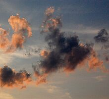 Clouds by Carol Knepp