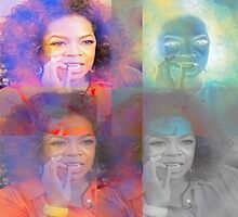Oprah Does What She Wants by gobleglobal