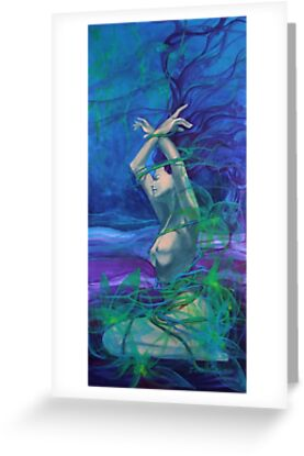 """""""Entangled in your love""""  - from """"Whispers"""" series by dorina costras"""