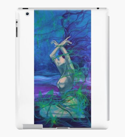 """""""Entangled in your love""""  - from """"Whispers"""" series iPad Case/Skin"""