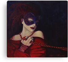 "Idyll - from ""Hidden sight"" series Canvas Print"