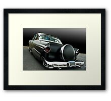 The Continental Framed Print