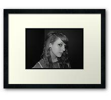 Jules, 17 Framed Print