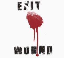 Exit wound by kaotic-shell