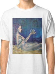 """Sandcastles""  from ""Whispers"" series Classic T-Shirt"