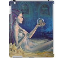 """Sandcastles""  from ""Whispers"" series iPad Case/Skin"
