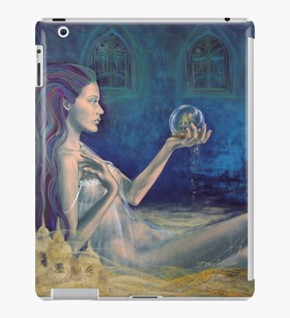 """""""Sandcastles""""  from """"Whispers"""" series iPad Case/Skin"""