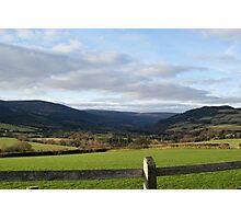 Irish Countryside Photographic Print