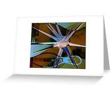Sputnik Classica Greeting Card