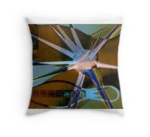 Sputnik Classica Throw Pillow