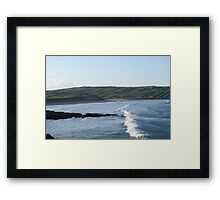 Irish Seaside Framed Print