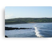 Irish Seaside Canvas Print