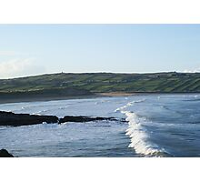 Irish Seaside Photographic Print