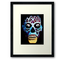 They Live Framed Print