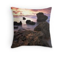 Heaven Beach, Lombok Indonesia Throw Pillow