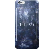 painting with the 1975 logo  iPhone Case/Skin