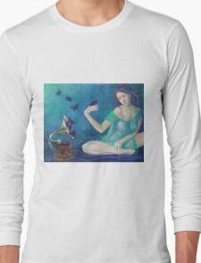 """""""Velvet obsessions"""" Long Sleeve T-Shirt"""