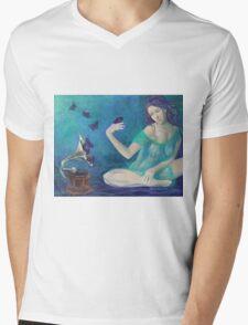 """""""Velvet obsessions"""" Mens V-Neck T-Shirt"""